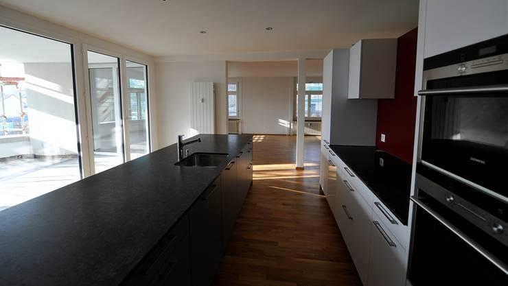 Die renovierten Wohnungen im Bürgerhaus sind inzwischen vermietet.