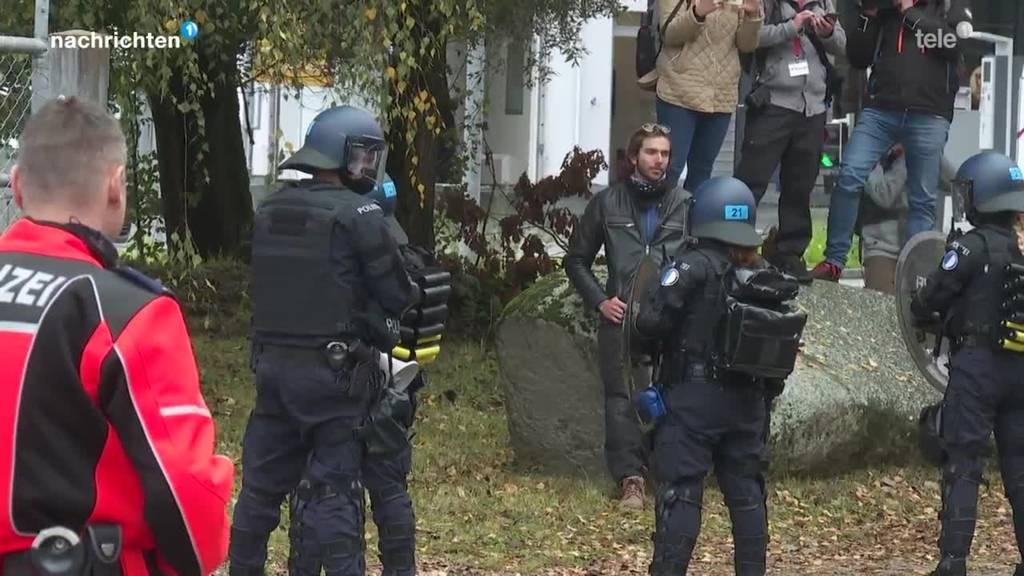 Sondereinsätze bringen Luzerner Polizei an Anschlag