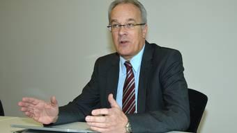 BVB-Direktor Erich Lagler.