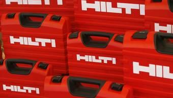 Der Bautechnik-Konzern Hilti legte unter anderem in Osteuropa stark zu (Symbolbild)
