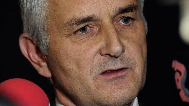 Nach 16 Jahren als Nationalrat tritt Caspar Baader nun zurück. (Archivbild)