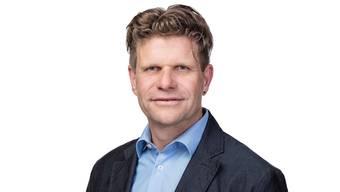Martin Egloff, Vizeammannkandidat: «Ich bin bereit, motiviert und will um das Amt kämpfen.»