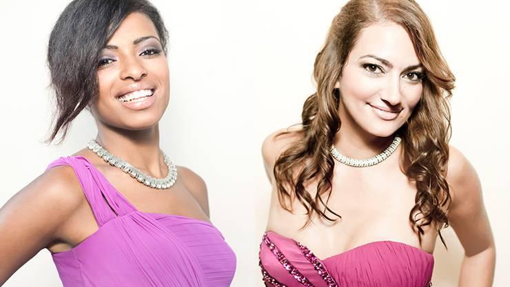 Die Solothurner Bachelorkandidatinnen Isabel und Leila