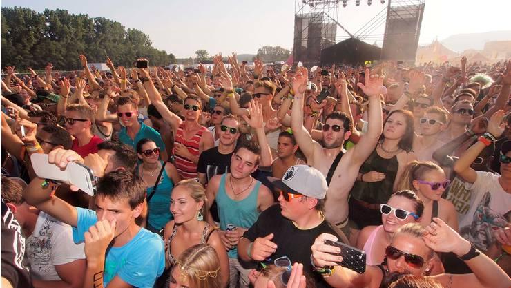 2013 lockte die «Motion» 30000 Besucher auf die Gunzger Allmend, heuer findet kein Mega-Event statt.