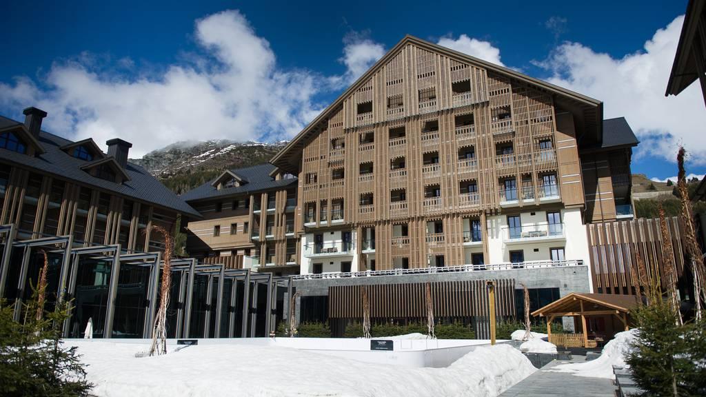 Samih Sawiris öffnet seine Hotels in Andermatt wieder