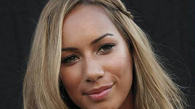 Leona Lewis rettet Kaninchen (Archiv)
