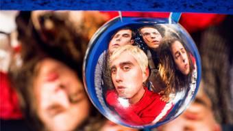 Kommen mit ihrem neuen Album «Magic Life» nach Basel: Die österreichische Band Bilderbuch.