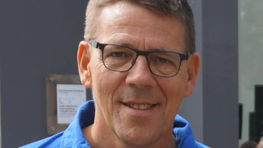 Charly Mettier, Vizepräsident des Schlierefäschts