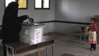Am Freitag soll das offizielle Ergebnis der Wahlen im Jemen bekannt gegeben werden (Archiv)