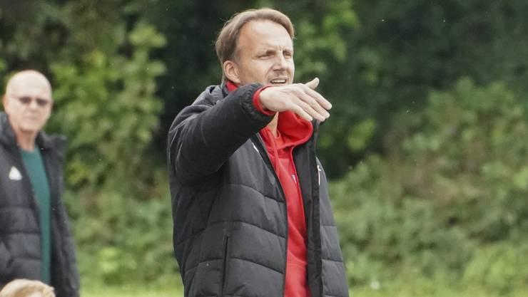 Marc Hodel verlässt den FC Wettingen.
