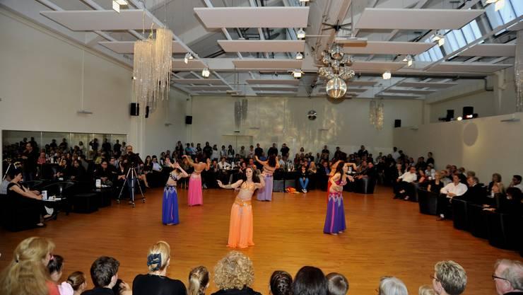 Oriental Show geleitet von Petra Gyger