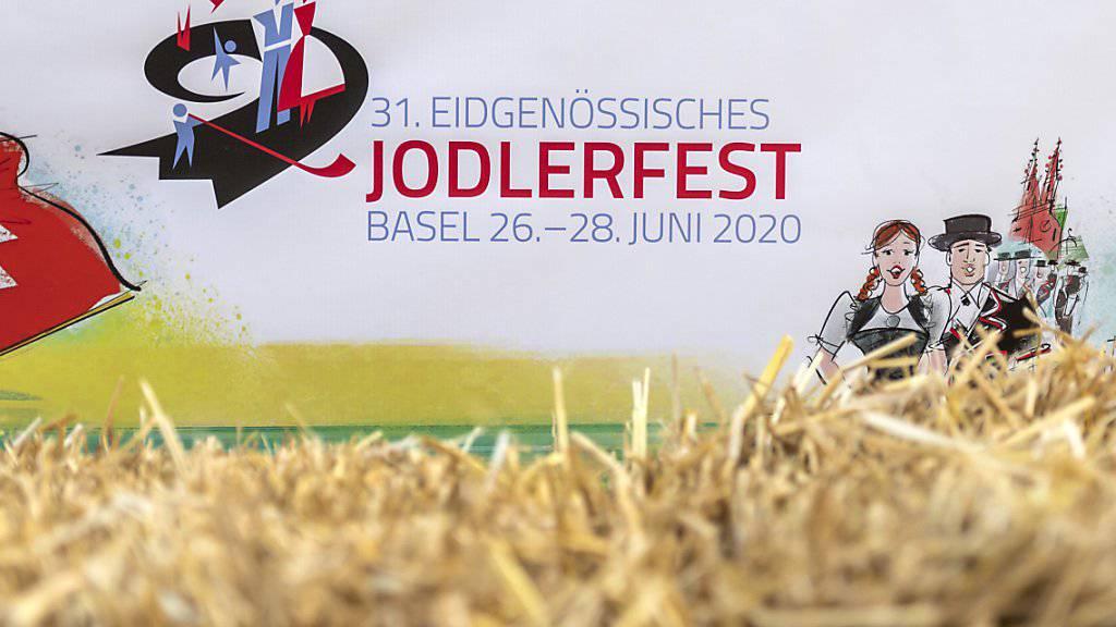 Am 31. Eidgenössischen Jodlerfest in Basel werden Zehntausende Besucher erwartet.