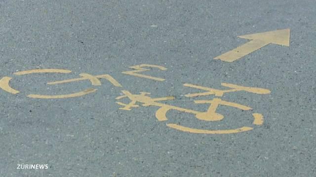Verbesserung für Velofahrer in der Stadt