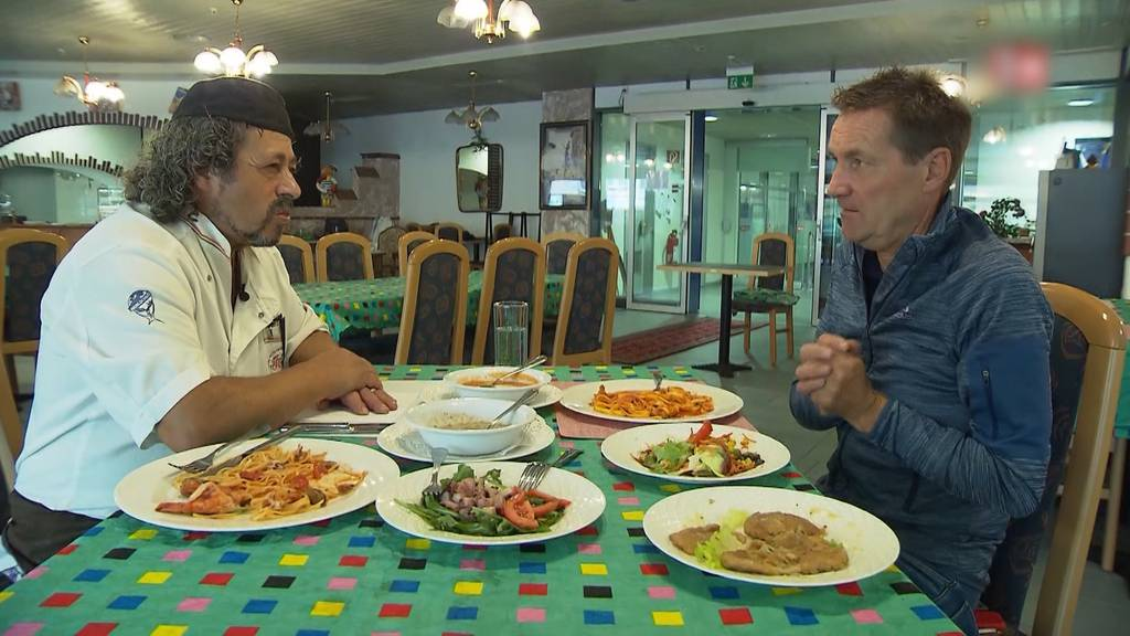 "Bumann fand Restaurant ""La vita"" gar nicht bella"