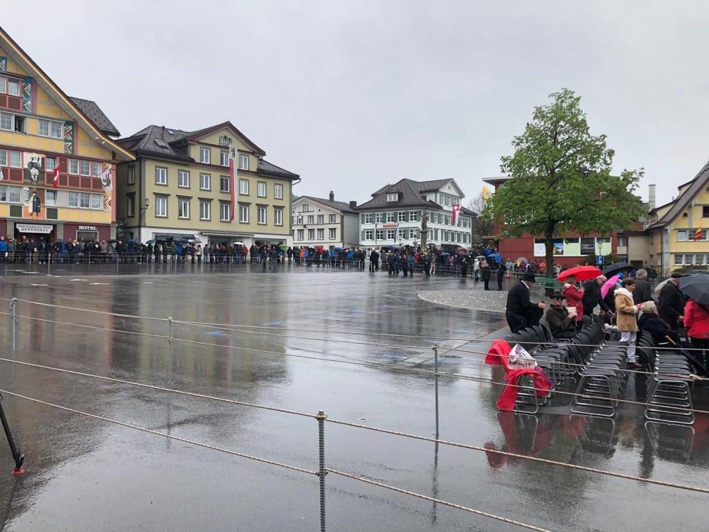 Landsgemeinde Appenzell Innerrhoden 2019 (© FM1Today / Lena Rhyner)