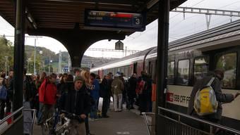 «Fast 90 Prozent aller Schweizer Erwerbstätigen sind Pendler», so die Liestaler Einwohnerrätin Anna Ott.