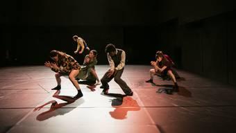 Debora Maiques Marins Choreografie zu «My colouring Book».