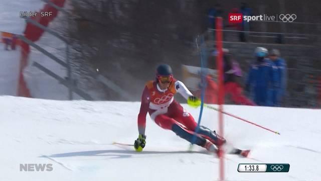 Olympia-Medaillen-Regen für die Schweiz