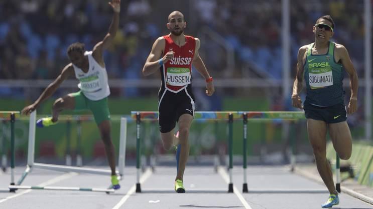 Kariem Hussein konnte bei den Olympischen Spielen 2016 in Rio de Janeiro nicht überzeugen. Er wurde von Verletzungen geplagt.