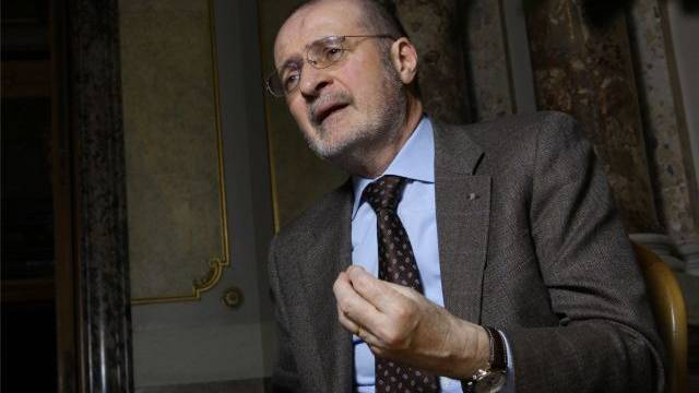 FDP-Chef Fulvio Pelli will künftig nicht mehr für politische Ämter kandidieren. Foto: Chris Iseli
