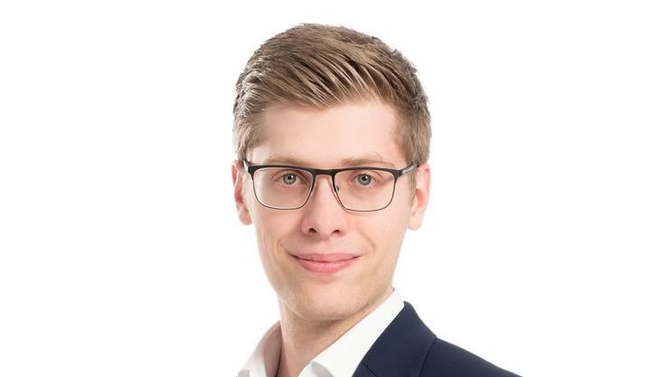 «Damit staatliche Gelder gesprochen werden, braucht es aus liberaler Sicht starke Argumente», findet Benjamin Riva, Vorstand Jungfreisinnige.