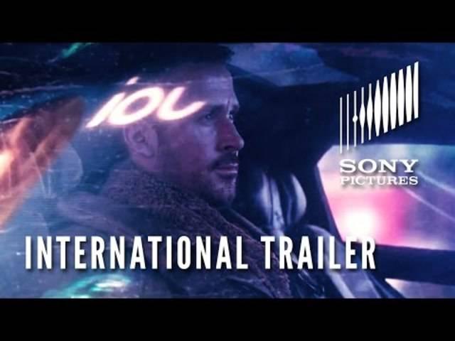 Blade Runner International Trailer #2