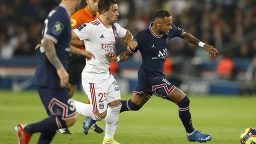 Lyon in Paris spät geschlagen