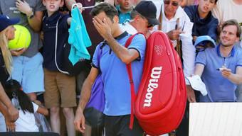 Roger Federer, ATP Stuttgart 14.06.2017