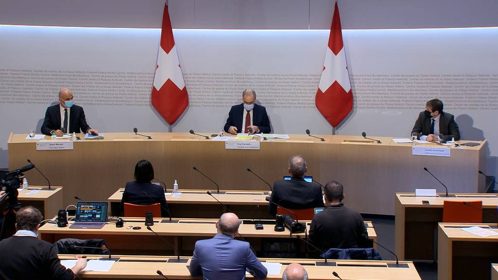 Bundesrat warnt vor dritter Welle