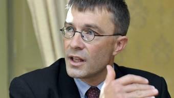 Franz Perrez, der Schweizer Botschafter des Bundesamtes für Umwelt (Archiv)