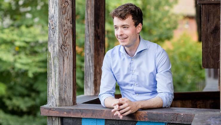 Fordert eine Anzeigepflicht: Der FDP-Politiker Adrian Schoop.