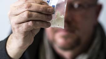 Olivier Guéniat, Chef der Neuenburger Kriminalpolizei, will mit dem Präventionsprogramm Abhängige von Crystal Meth schneller aus der Drogensucht herausholen.