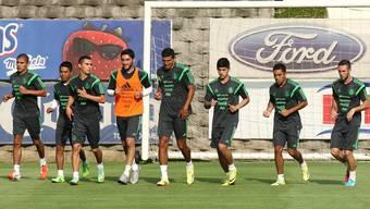 Mexiko vor dem WM-Auftakt