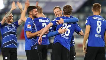 Arminia Bielefeld ist der Bundesliga-Aufstieg nicht mehr zu nehmen
