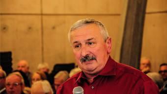 Edi Brunner, SVP