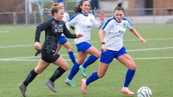 FC Aarau Frauen - FC St. Gallen-Staad (25.11.2018)