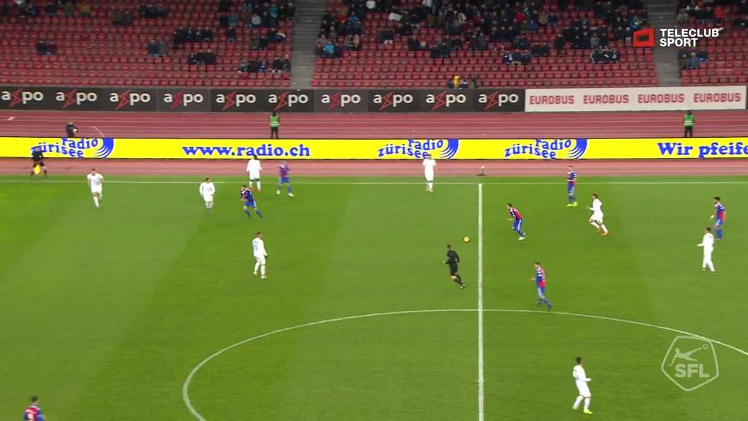 Super League, Saison 2018/19, Runde 27, FC Zürich-FC Basel, Highlights
