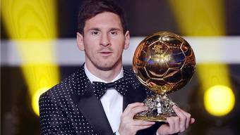 Nicht für jeden der beste Spieler der Welt: Lionel Messi.