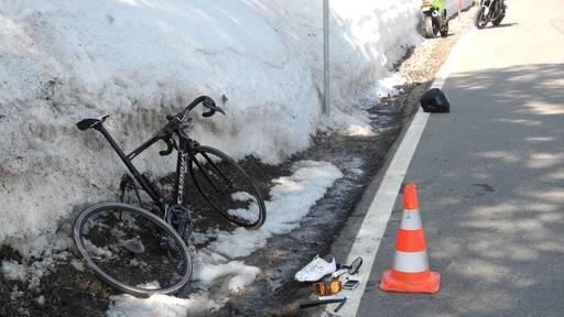 Mehrere Verletzte bei Motorradunfällen