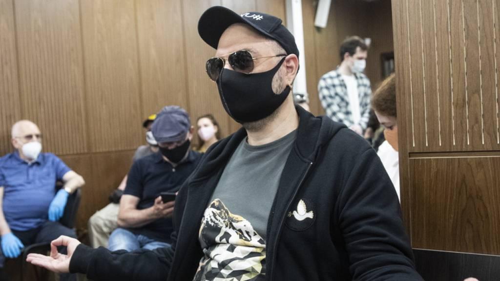 Schuldspruch für Starregisseur Serebrennikow