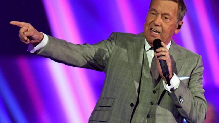 Der Sänger Roland Kaiser lässt sich auch von internationalen Popgrössen wie Justin Bieber inspirieren. (Archiv)