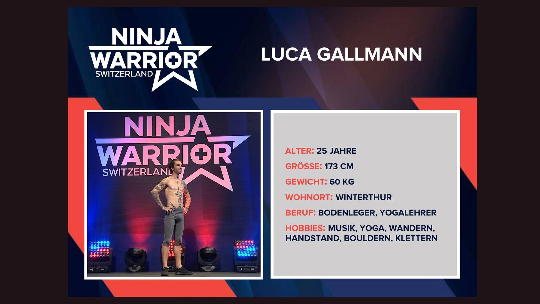 Luca Gallmann