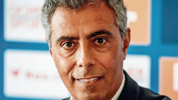 João Carlos Pereira, neuer GC-Trainer.