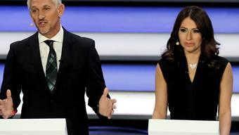 Das Kleid von Maria Komandnaja bei der WM-Auslosung war dem iranischen TV zu freizügig