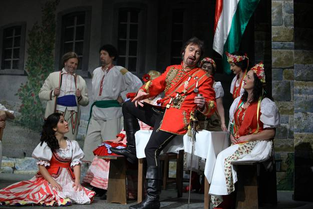 """""""Der Zigeunerbaron"""""""