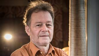 «Es war eine schöne Zeit»: Heiner Studer zu Hause in Wettingen.
