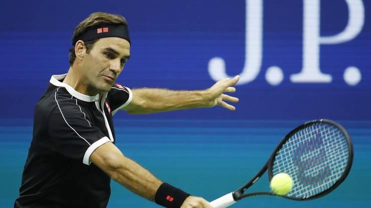 Roger Federer wird die Schweiz zum Jahresbeginn im neu geschaffenen ATP Cup in Australien vertreten.