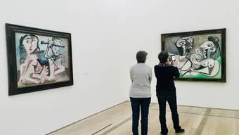 Der jung Picasso - Blaue und Rosa Periode in der Fondation Beyeler