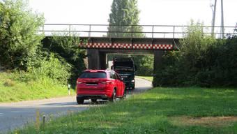 Die SBB-Unterführung zwischen Wohlen und Villmergen ist eine heikle Verkehrspassage.
