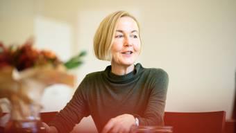 Dossiers lesen, besprechen, entscheiden: Regierungsrätin zu sein unterscheide sich nicht so sehr vom Beruf als Anwältin, sagt Susanne Schaffner.